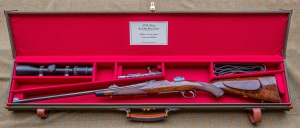 L.W. Butler Gunmakers - English Stalking Rifle